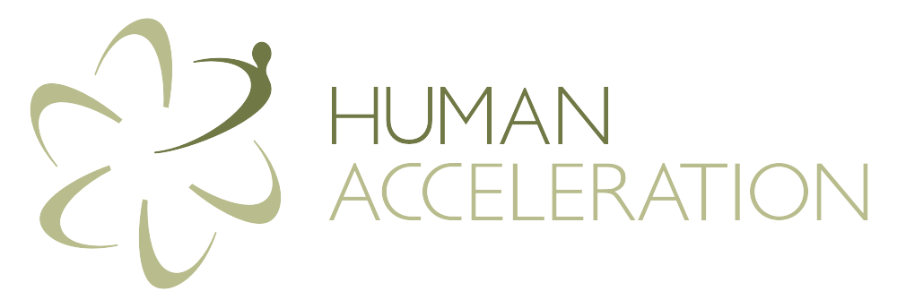 Human Acceleration green logo