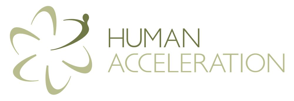 Human Acceleration groen logo
