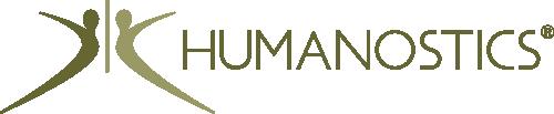 Humanostics green logo