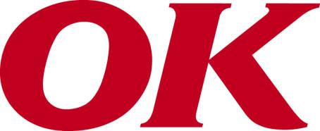 OK Benzin logo
