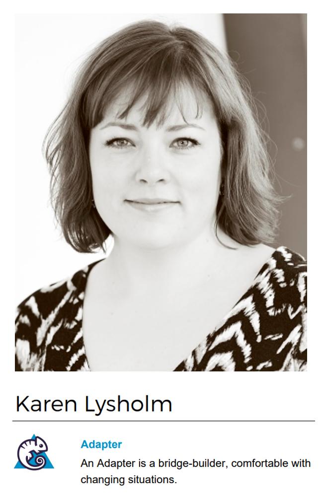Karen Lysholm