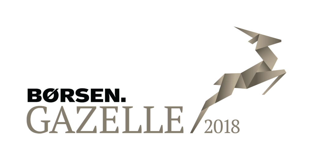 Børsen Gazelle 2018 logo