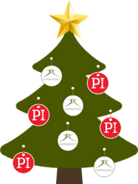 Humanostics PI Christmas Tree