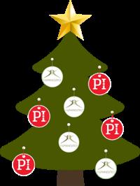 Humanostics PI Christmas Tree