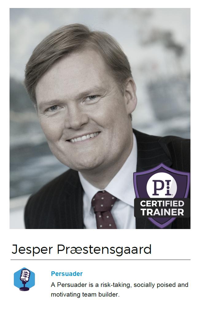 Jesper Præstensgaard – PI Certified Trainer