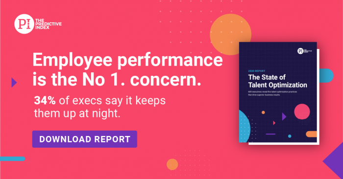 State of Talent Optimization Report Graphic - Employee Performance